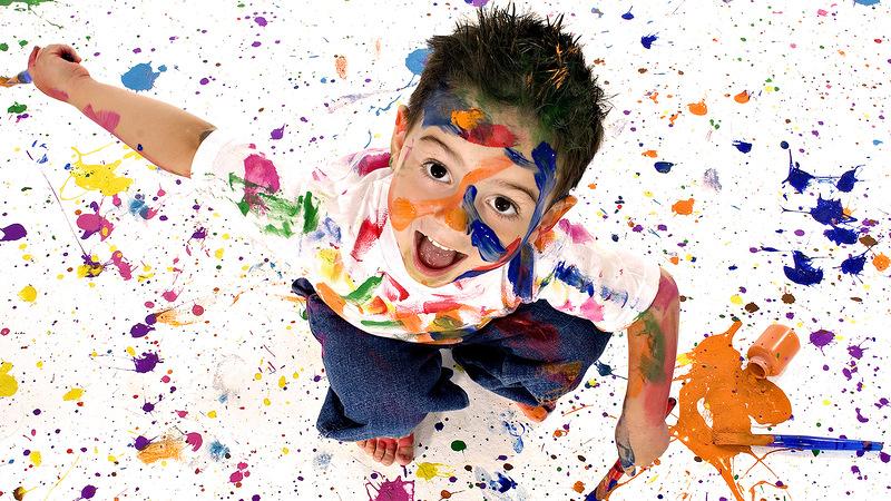 Зачем рисовать с младенцами? 8 неоспоримых причин