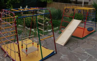 Как выбрать спорткомплекс для маленького ребенка