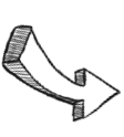 arrow-WHITE-straight R