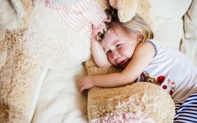 Осторожно: истерика! 6 шагов к спокойствию ребенка