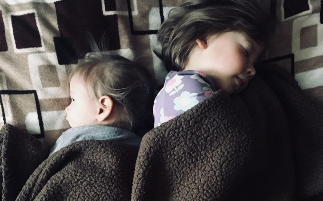 Что мешает вашему ребенку заснуть?